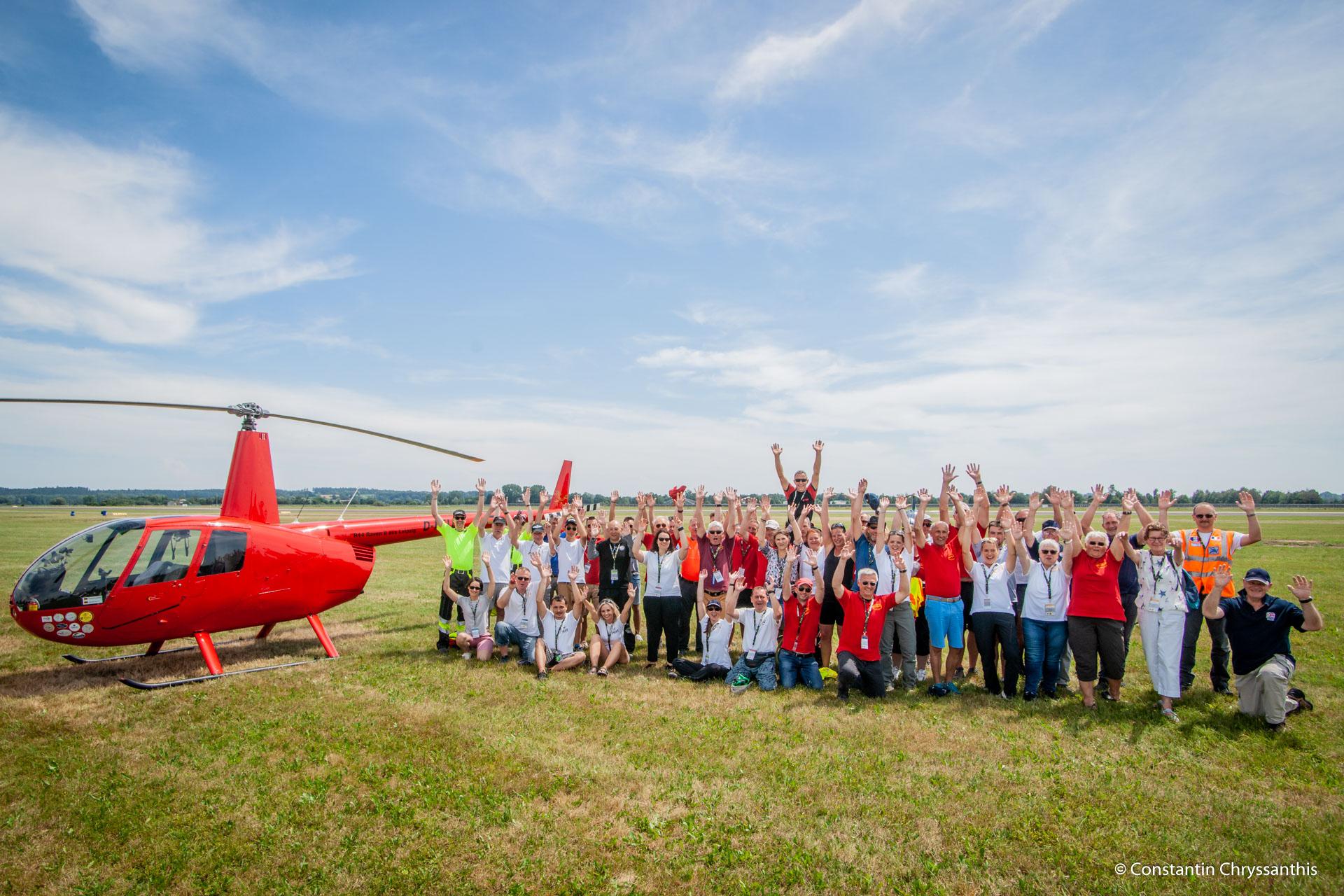 Deutsche Hubschrauber Meisterschaft 2019